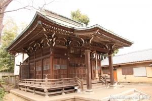 八幡神社(狛江市岩戸南)9