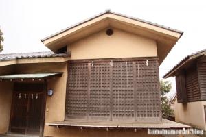 八幡神社(狛江市岩戸南)11