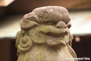 八幡神社(狛江市岩戸南)24