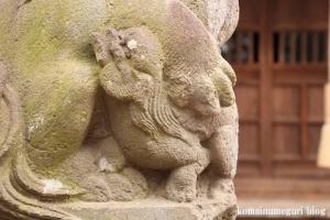 八幡神社(狛江市岩戸南)28