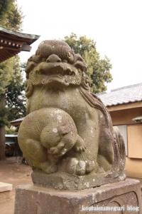 八幡神社(狛江市岩戸南)16