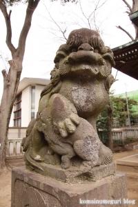 八幡神社(狛江市岩戸南)20