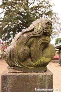 八幡神社(狛江市岩戸南)17