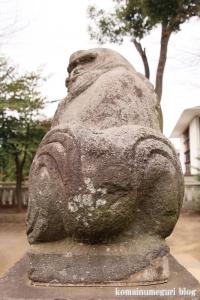 八幡神社(狛江市岩戸南)18
