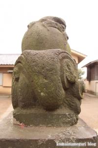 八幡神社(狛江市岩戸南)22