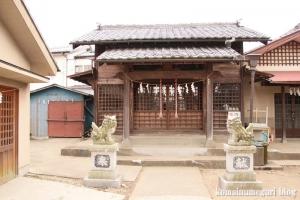 日枝神社(狛江市駒井町)3