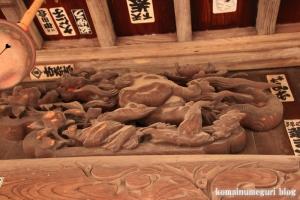 日枝神社(狛江市駒井町)6