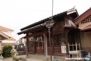 日枝神社(狛江市駒井町)8