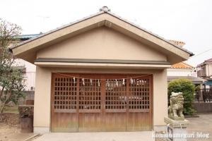 日枝神社(狛江市駒井町)9
