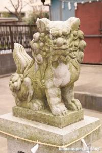 日枝神社(狛江市駒井町)5