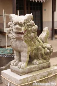 日枝神社(狛江市駒井町)4