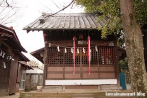 白幡菅原神社(狛江市猪方)4