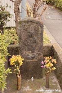 白幡菅原神社(狛江市猪方)9