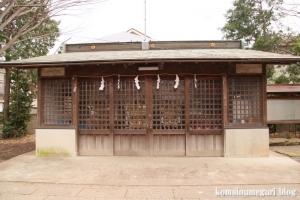 伊豆美神社(狛江市中和泉)9