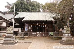 伊豆美神社(狛江市中和泉)16