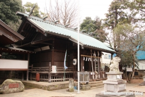 伊豆美神社(狛江市中和泉)17