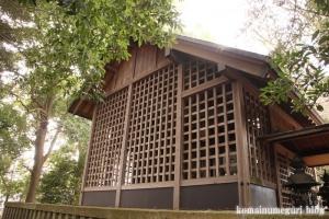 伊豆美神社(狛江市中和泉)18