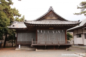 伊豆美神社(狛江市中和泉)26