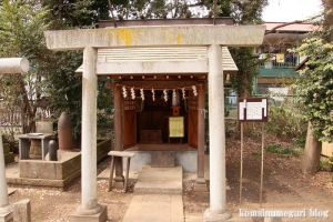 伊豆美神社(狛江市中和泉)30