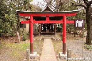 伊豆美神社(狛江市中和泉)32