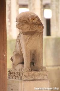 伊豆美神社(狛江市中和泉)22