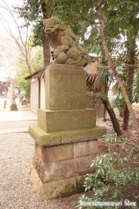 伊豆美神社(狛江市中和泉)36
