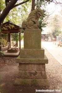 伊豆美神社(狛江市中和泉)40
