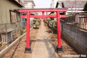 柳久保稲荷神社(狛江市中和泉)3