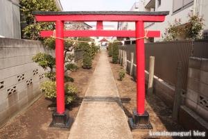 柳久保稲荷神社(狛江市中和泉)5