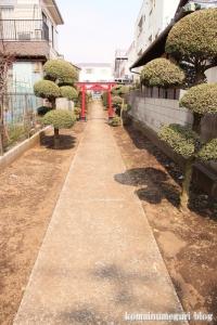 柳久保稲荷神社(狛江市中和泉)4