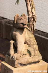 柳久保稲荷神社(狛江市中和泉)6