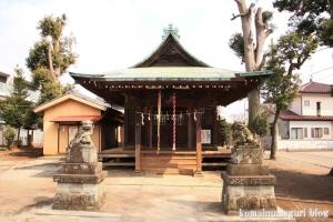 八幡神社(狛江市西野川)9