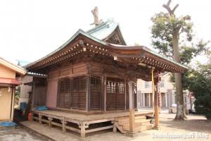 八幡神社(狛江市西野川)10