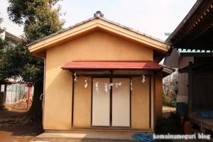 八幡神社(狛江市西野川)12