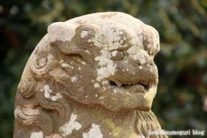 八幡神社(狛江市西野川)27