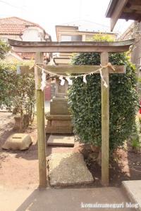 八幡神社(狛江市西野川)7