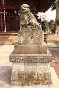 八幡神社(狛江市西野川)18