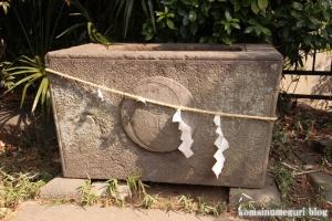 子之権現三島神社(狛江市西野川)2