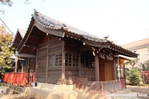 子之権現三島神社(狛江市西野川)8