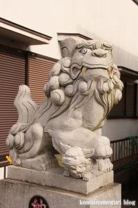 白山神社(行田市須加)4