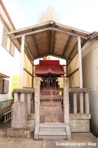 白山神社(行田市須加)5