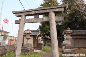 愛宕神社(羽生市上新郷)4