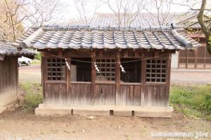 愛宕神社(羽生市上新郷)15