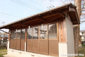 愛宕神社(羽生市上新郷)19