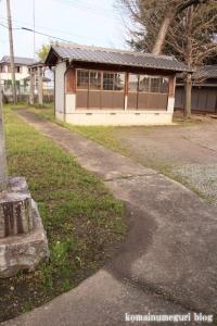愛宕神社(羽生市上新郷)3