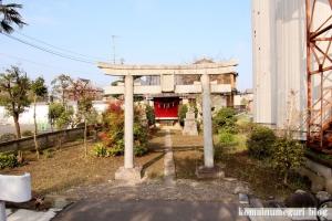 御蔵場稲荷神社(羽生市上新郷)1