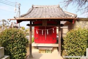 御蔵場稲荷神社(羽生市上新郷)9