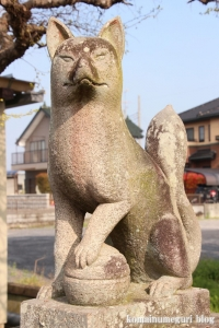 御蔵場稲荷神社(羽生市上新郷)5