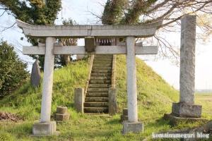 浅間神社(行田市須賀)1