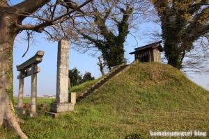 浅間神社(行田市須賀)7